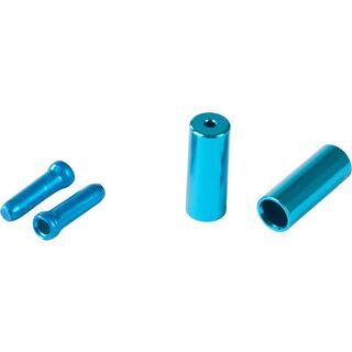 Cube RFR Universal Endkappen Pro - Set, blue - Zubehör