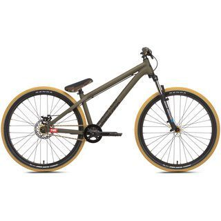 NS Bikes Zircus 2019, camo - Dirtbike