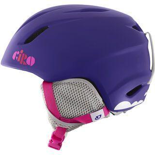 Giro Launch, matte purple - Skihelm