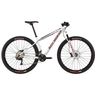 Rocky Mountain Vertex 950 RSL 2018, white/black - Mountainbike