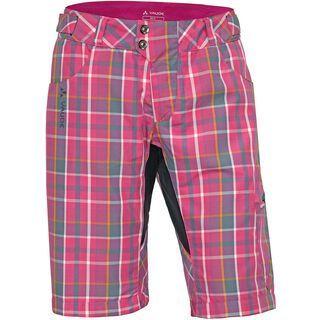 Vaude Womens Craggy Pants, azalee - Radhose