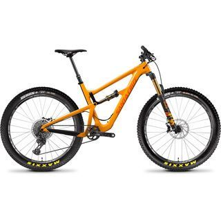 Santa Cruz Hightower CC XX1 27.5 Plus 2018, orange - Mountainbike