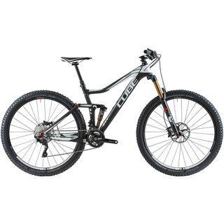 Cube Stereo 140 Super HPC Race 29 2014, blackline - Mountainbike