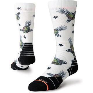 Stance Pineapple Planet Snow, cream - Socken