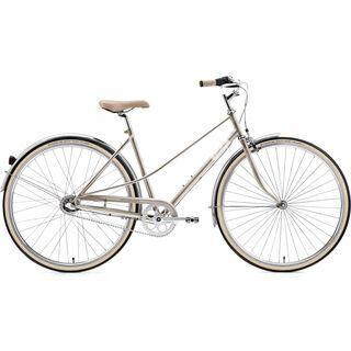 Creme Cycles Caferacer Lady Uno 2016, warm grey - Cityrad