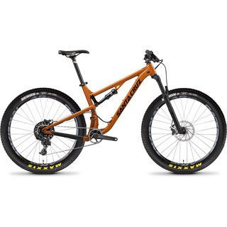 Santa Cruz Tallboy AL D 27.5 Plus 2018, rust/black - Mountainbike