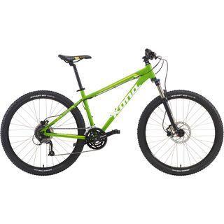 Kona Fire Mountain 27.5 2016, green/white - Mountainbike