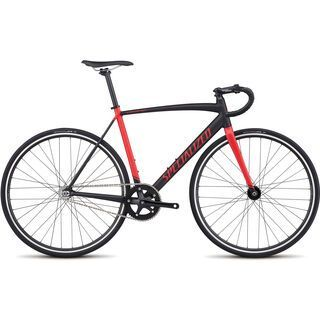 Specialized Langster 2018, black/red - Fixie