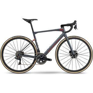 BMC Roadmachine 01 Two 2020, race grey - Rennrad