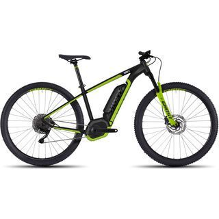 Ghost Hybride Teru X .9 AL 2018, black/green - E-Bike