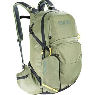 Evoc Explorer Pro 30l, heather light olive - Fahrradrucksack