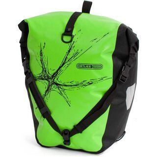 Ortlieb Back-Roller Classic Design, Splash / limone-schwarz - Fahrradtasche