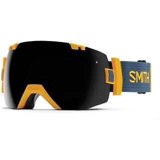 Smith I/Ox + Spare Lens, mustard conditions/blackout - Skibrille