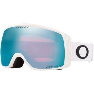 Oakley Flight Tracker XS - Prizm Sapphire Iridium matte white
