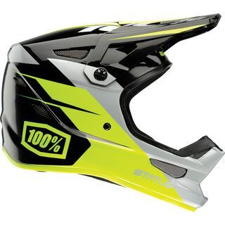 100% Status DH/BMX Helmet, falta charcoal - Fahrradhelm