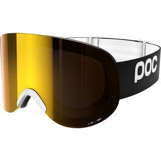 POC Lid, black/Lens: pink gold mirror - Skibrille