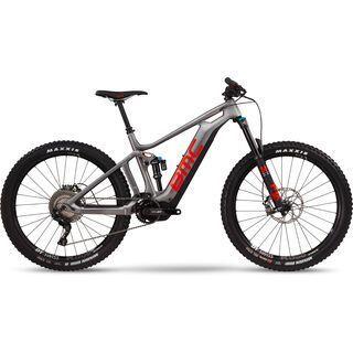 BMC Trailfox AMP One 2019, gunmetal blaze - E-Bike