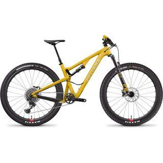 Juliana Joplin CC X01 Reserve 2019, yellow - Mountainbike