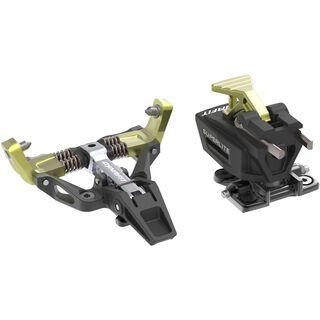 Dynafit Superlite 175 - Z10 ohne Bremse, schwarz/ gelb - Skibindung