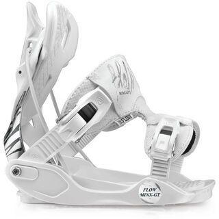 Flow Minx GT 2015, white - Snowboardbindung