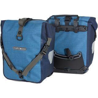 Ortlieb Sport-Roller Plus (Paar) denim-stahlblau