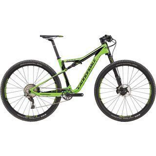 Cannondale Scalpel-Si Carbon 3 29 2018, bezerker green/black - Mountainbike