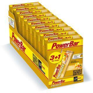 PowerBar Energize Multipack 10x4 - Almond Vanilla - Energieriegel