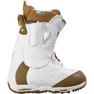 Burton Supreme, White/Tan - Snowboardschuhe