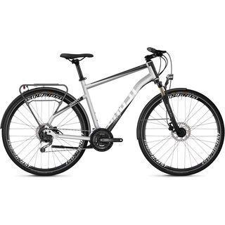 Ghost Square Trekking 4.8 AL 2020, silver/black/white - Trekkingrad
