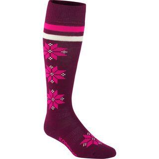 Kari Traa Tåtil Sock, blush - Socken