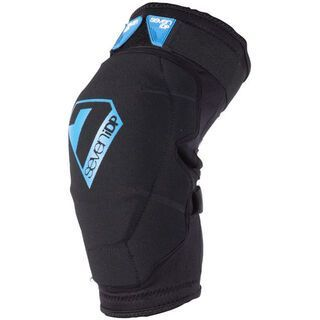 7iDP Flex Knee, schwarz-blau - Knieschützer