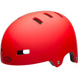 Bell Local, red - Fahrradhelm