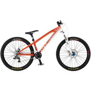 GT La Bomba 2.0 2014, orange/white - Mountainbike
