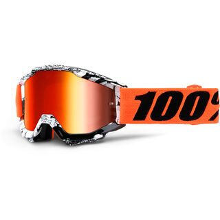 100% Accuri Youth, voltaire/Lens: mirror red - MX Brille