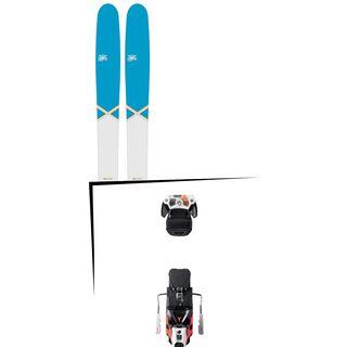 Set: DPS Skis Wailer 112 RP2 Pure3 2016 + Atomic Warden MNC 13 (1681273)