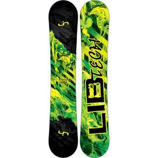 Lib Tech Skate Banana 2017, yellow - Snowboard