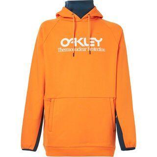 Oakley TNP DWR Fleece Hoody bold orange