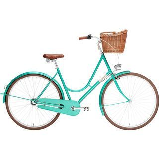 Creme Cycles Holymoly Solo emerald green 2021