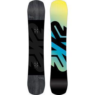 K2 Afterblack Wide 2019 - Snowboard