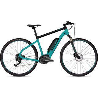 Ghost Hybride Square Cross B1.8 AL 2019, blue/black - E-Bike