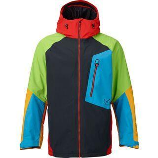 Burton [ak] 2L Cyclic Jacket, true black hazmat - Snowboardjacke