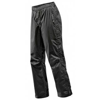 *** 2. Wahl *** Vaude Men's Fluid Full-zip Pants II S/S, black - Radhose | Größe L - Short