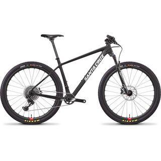 Santa Cruz Highball CC X01 Reserve 29 2018, carbon/white - Mountainbike