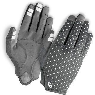 Giro La DND, dark shadow/white dots - Fahrradhandschuhe