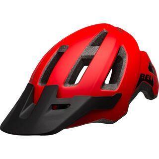 Bell Nomad matte red/black