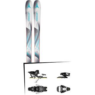 Set: Atomic Vantage 85 W 2018 + Salomon STH2 WTR 13 black/white