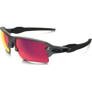 Oakley Flak 2.0 XL Prizm Road, steel - Sportbrille
