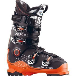 Salomon X Pro 130, black/orange/anthracite - Skiboots