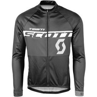 Scott RC Team l/sl Shirt, black dark grey - Radtrikot