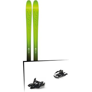 Set: K2 SKI Pinnacle 95 2017 + Marker Alpinist 12 Long Travel (2319303)